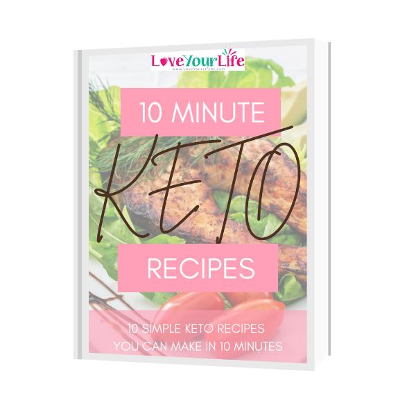 10 Minute Keto Recipes